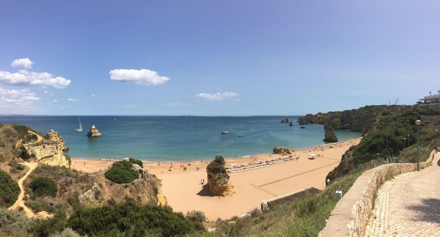 Nice Flat By Dona Ana's Beach