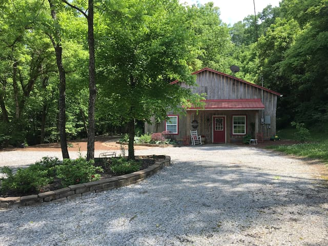 Rustic Getaway at The Barn