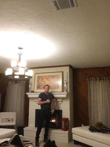 David's place at Lake