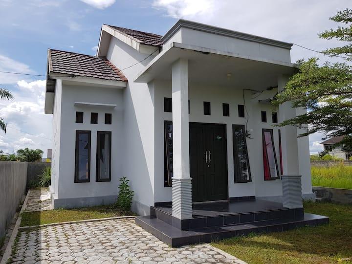 Rumah Borneo Palangkaraya