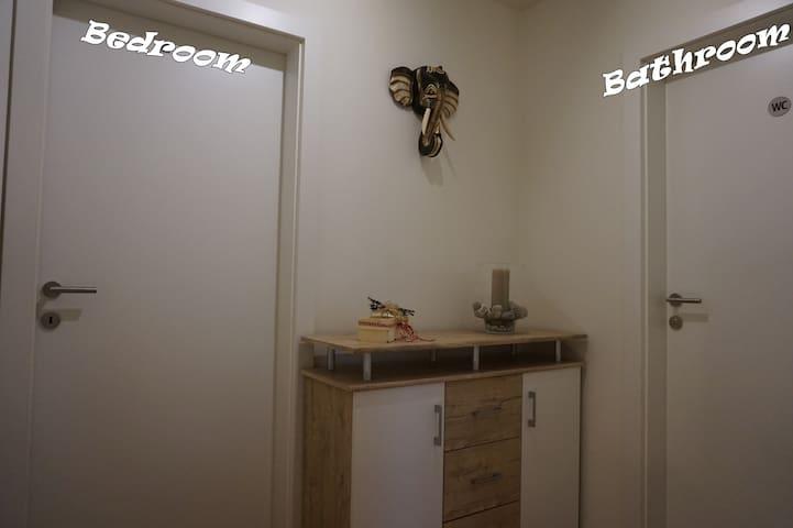 Cosy room near Innsbruck - Rum - Pis