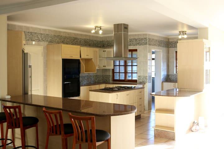Luxury En-suite in central Gaborone - Gaborone - House