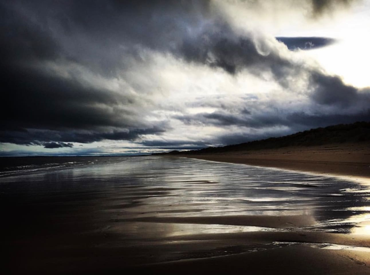 Beautiful vast beaches all to yourself - 15mins from No7 - Nairn west