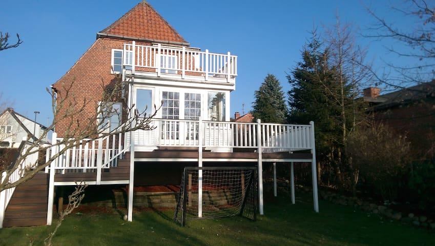 Tranquil Family House with Garden - Copenhaga - Casa