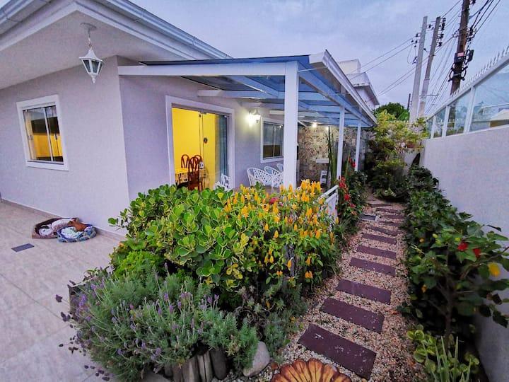 Casa no Campeche 150m da Praia