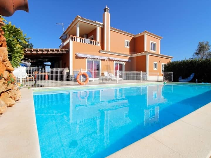 Huge Villa near Albufeira and Silves