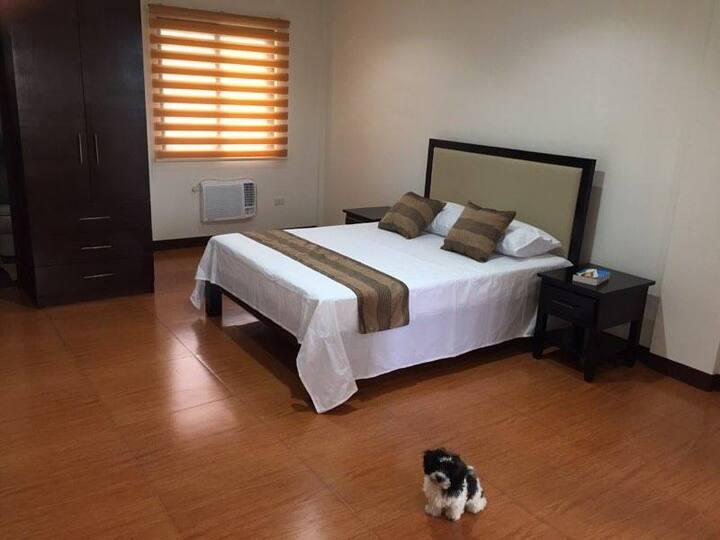 Hotel like stay in Tagaytay