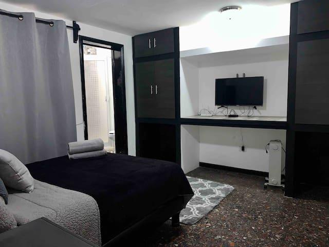 Suite 5 del  Centro en Cuauhtemoc.