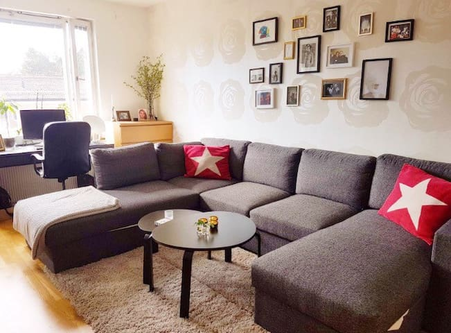 Modern/cozy apartment in Stockholm - Lidingö - Apartment