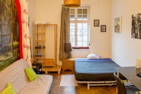Furnished room near down town and train station - Metz - Byt
