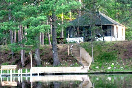 Angler's Cozy Cottage/Manitowish Chain of 10 Lakes - Manitowish Waters - Kabin