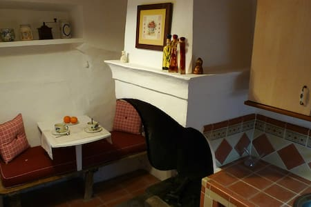 Casa Buil, Alquézar (Huesca) - Casa