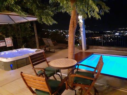 Naomi's villa