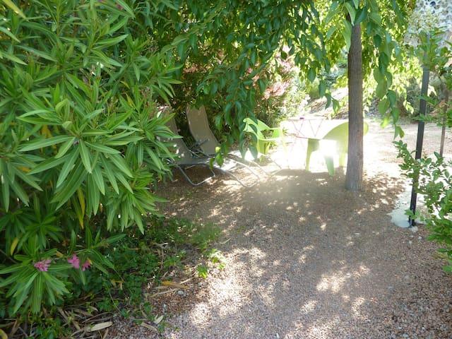 la campagne proche des plages - Sollacaro - Dom