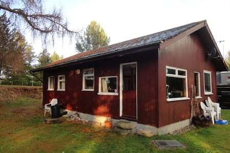 Mondhuie Self-Catering Chalet, Nethy Bridge