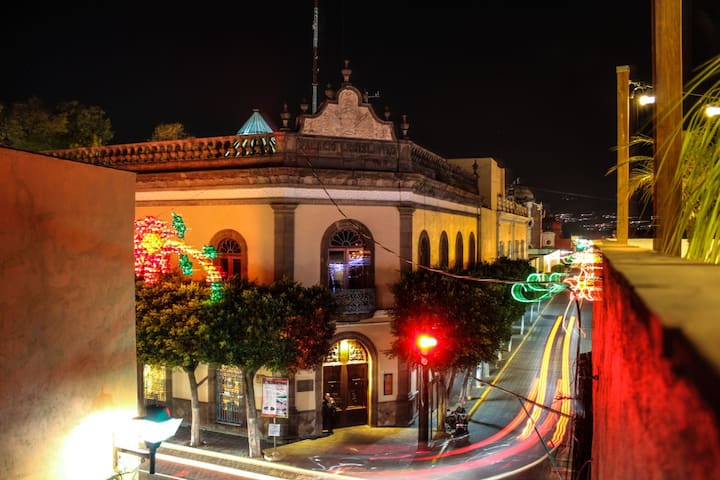 Suite Lardizábal en Centro Histórico Tlaxcala
