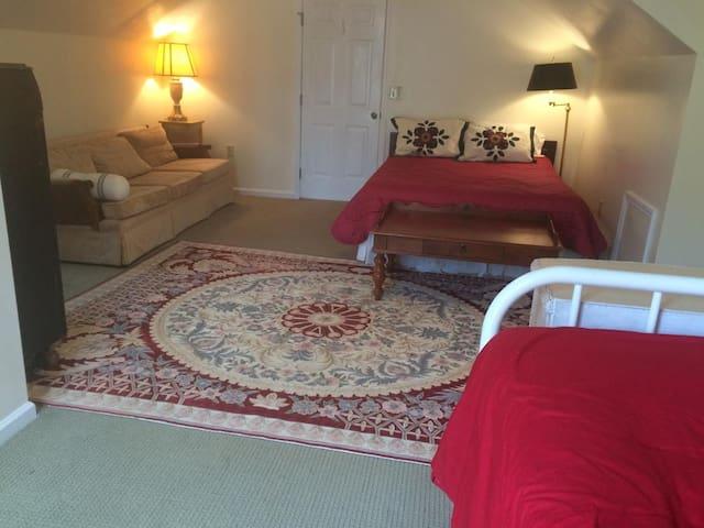 Merri Mac Inn (Merri's Room) - Whiteville - Szoba reggelivel