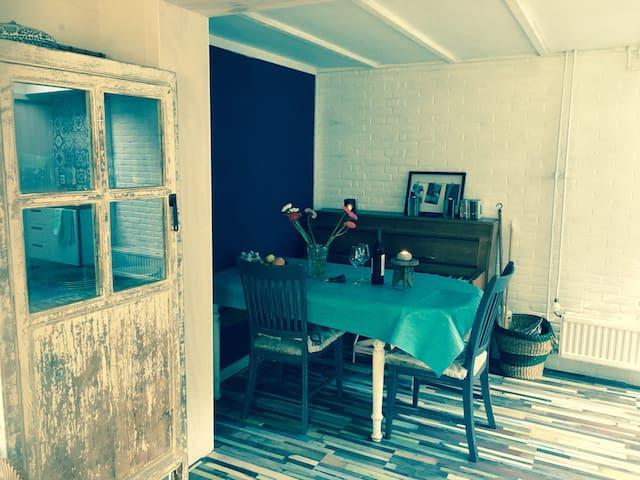 Peacefull studio near Amsterdam & Utrecht