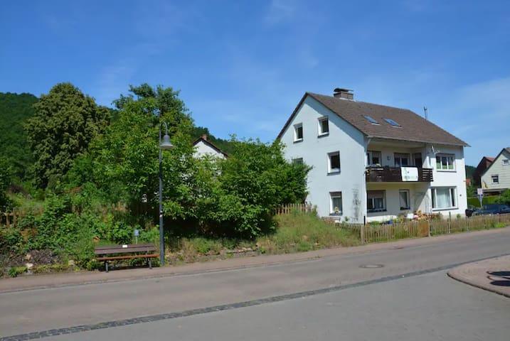 Gruppenhaus Katharina im Herzen von Deutschland