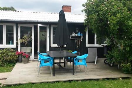 Dejligt hus i grønne og rolige omgivelser - Skovlunde