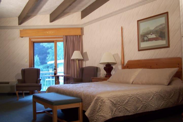Sauna Suite