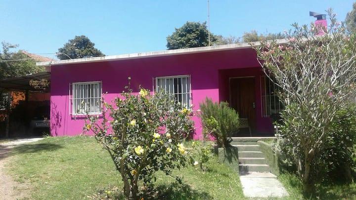 Casa en Piriápolis a 8 cuadras de la playa.