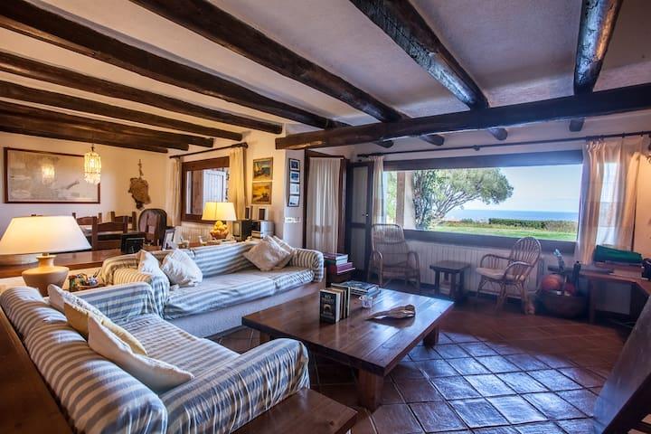 Villa Alberto stunning seaview 7 guests