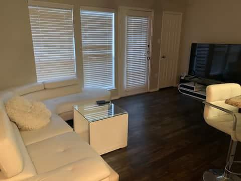 Serene Beautiful 1 bedroom apartment Dallas Tx