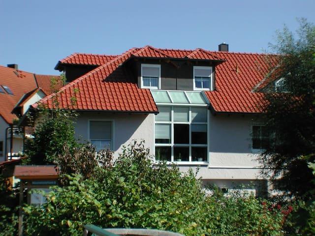 Ferienwohnungen Wittmann - Bad Staffelstein - Pis