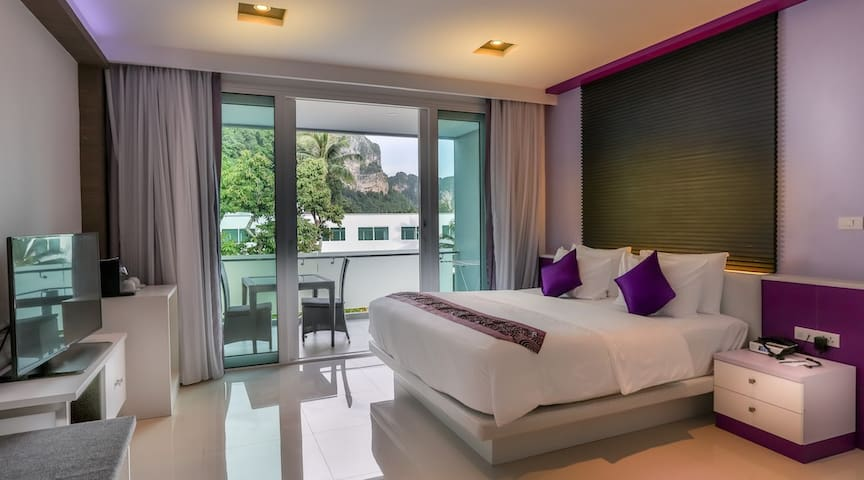 Stylish and charming room in Krabi