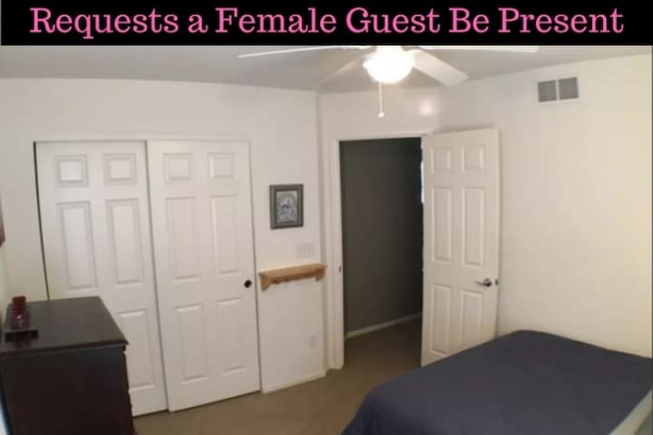 Private Room in House