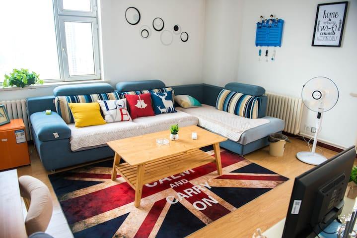 {悟花果}生活不将就 市中心两室一厅 最具设计感的loft复式公寓
