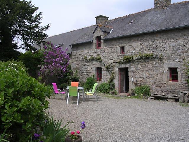 Chambre hôte,  centre Bretagne