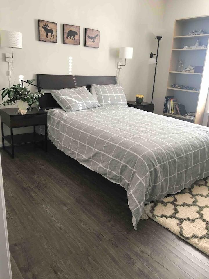 2nd Master Bedroom in SFH