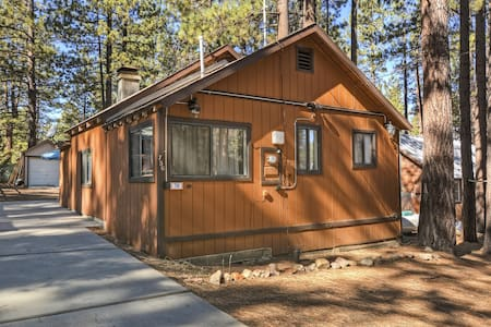 Georgia Pines Cabin - Big Bear Lake
