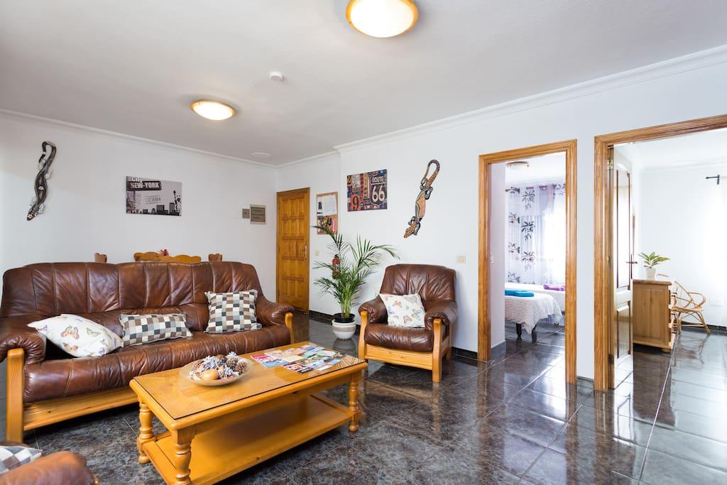 Salón-comedor || Living & dining room