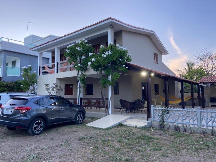 Casa de praia em Serrambi - NOVA - 5 quatros - Top