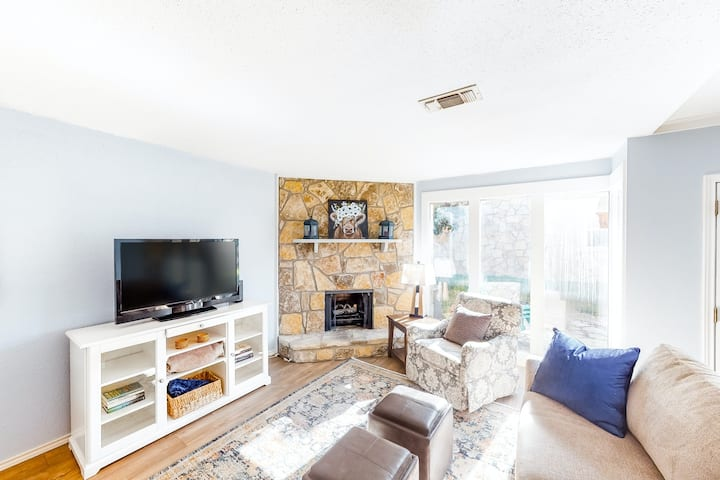 Family-Friendly Condo w/ Free WiFi, Central A/C, & a Furnished Patio