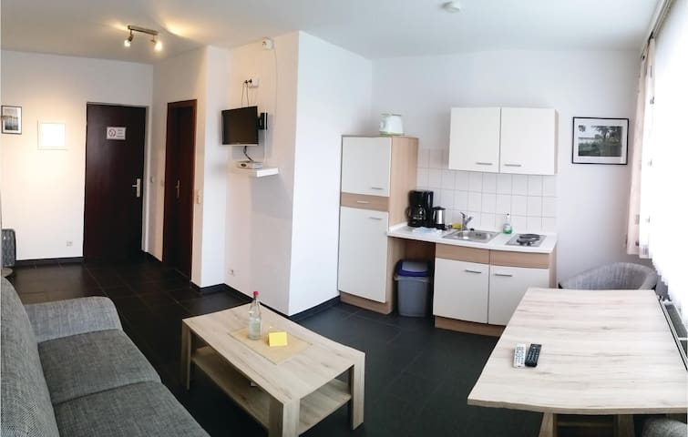 Holiday apartment with 2 bedrooms on 40 m² in Rinteln