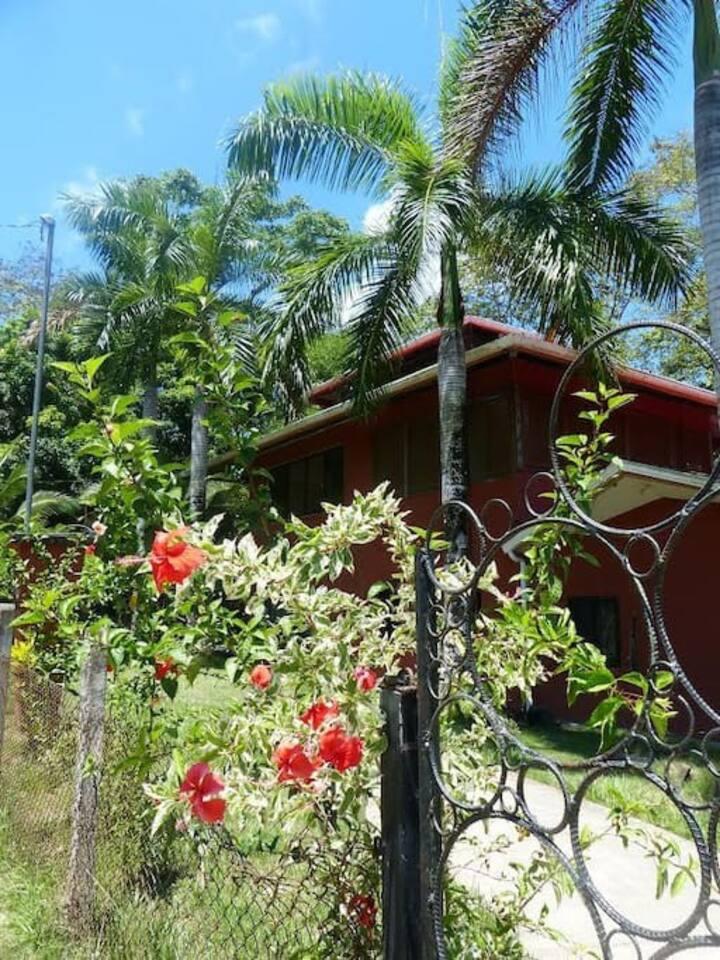 House of the Rising Wave Casa Ola Creciente