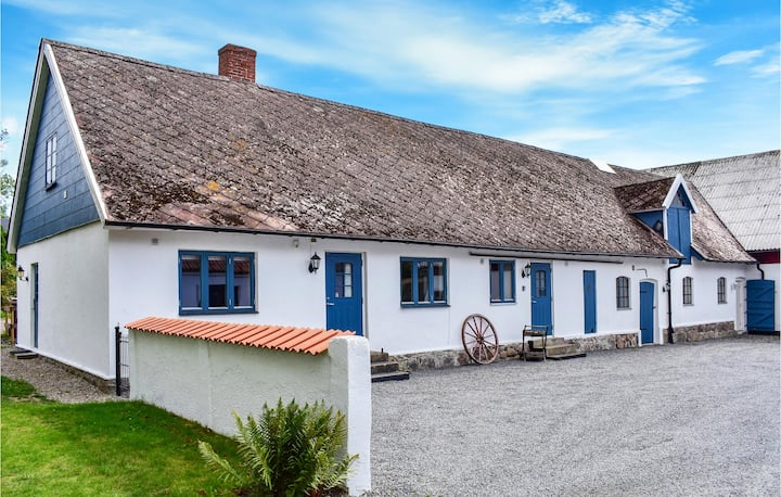 Stunning home in Ystad with WiFi and 2 Bedrooms