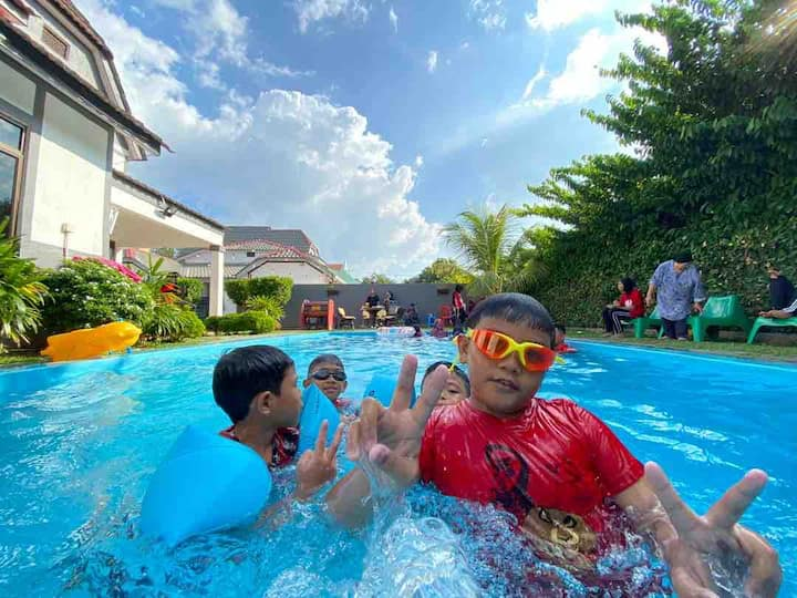 MUTIARA TIJARAH VILLA 873 PRIVATE POOL MUSLIM