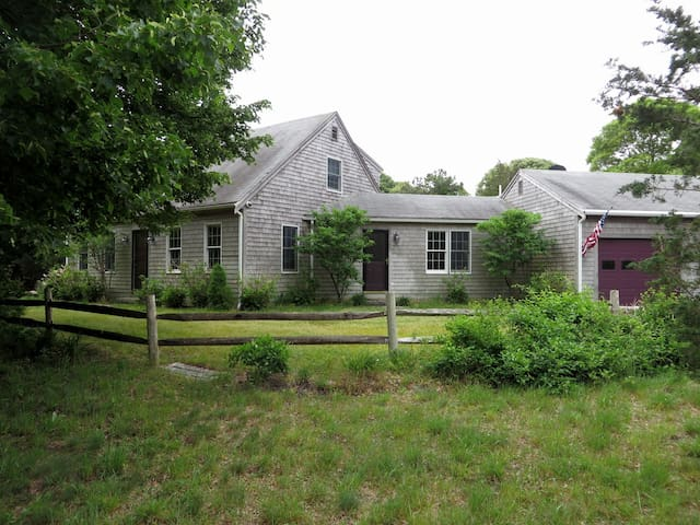Charming Cottage with Lots of Room and Privacy - Eastham - Hus