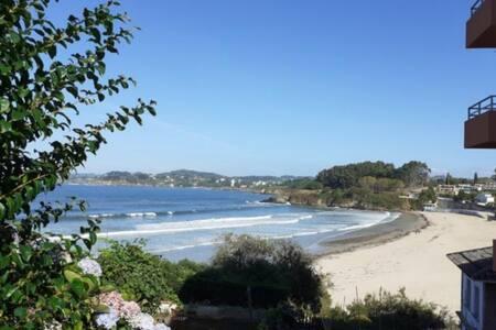 Ático   acogedor cerca de la playa con piscina
