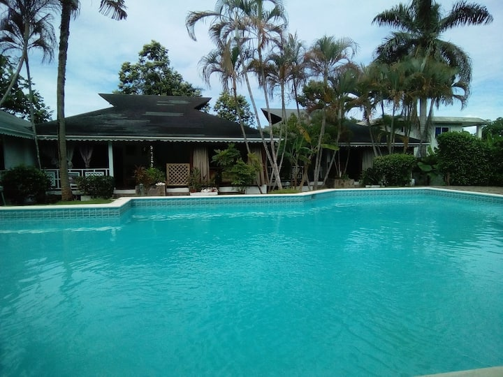 Villa en el centro a 5 min de la playa