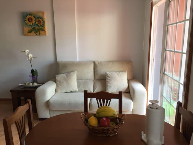 Encantador apartamento en el centro de Los Llanos!