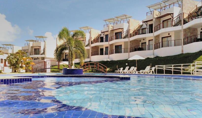 Ocean Pipa Apartment - Tibau do Sul - Lägenhet
