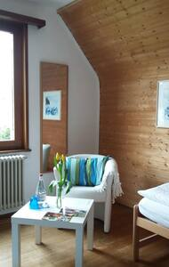 Hospitality+coziness, 10 minutes drive from Basel - Pratteln - ที่พักพร้อมอาหารเช้า
