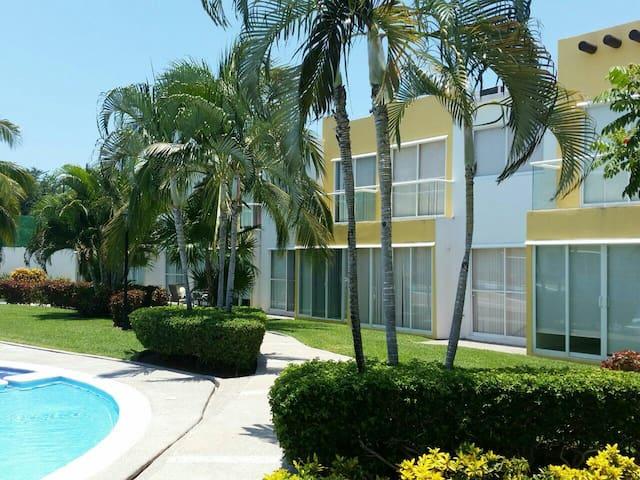 Casa condominio Acapulco  Diamante