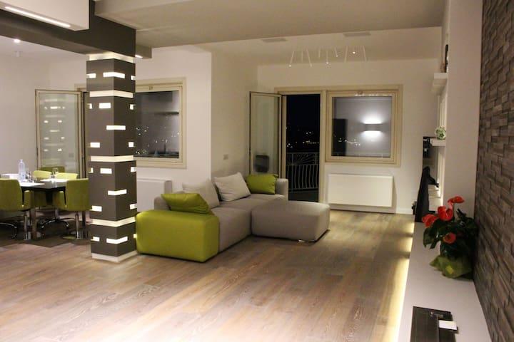Appartamento panoramico lungomare - Catania - Apartment